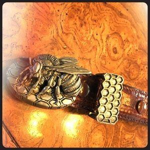 Leatherock Leather Belt